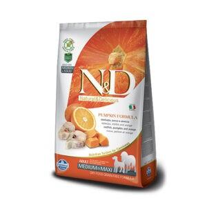 """מזון כלבים נטורל אנד דלישס לכלב בוגר על בסיס דלעת דג ותפוז 2.5 ק""""ג-0"""