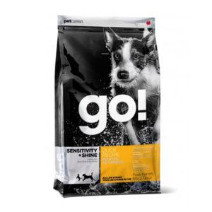מזון לכלבים גו סנסטיב על בסיס ברווז-0
