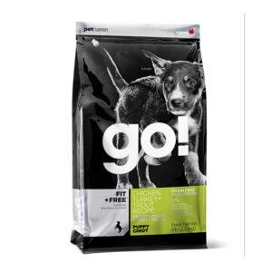מזון לכלבים גו לגורי כלבים-0
