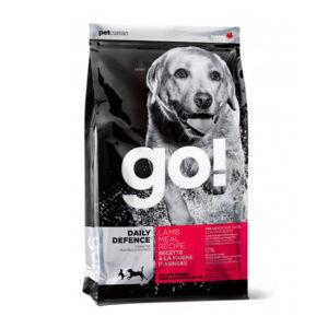 מזון לכלבים בוגרים גו על בסיס כבש-0