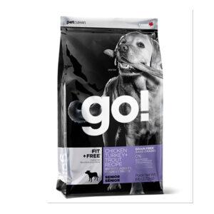 מזון לכלבים גו סניור לכלבים מבוגרים-0