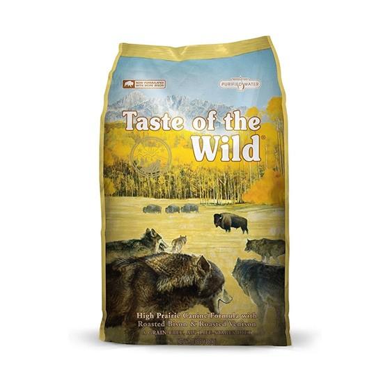 """מזון לכלבים טייסט אוף דה ווילד ביזון 13 ק""""ג-0"""