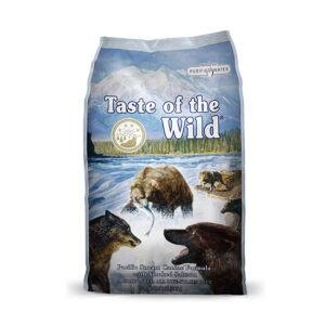 """מזון לכלבים טייסט אוף דה ווילד סלמון 13 ק""""ג-0"""