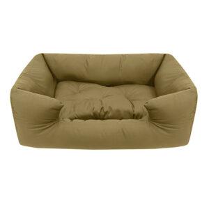מיטה לכלב פטס-פרוג'קט מידה l צבע בז'-0