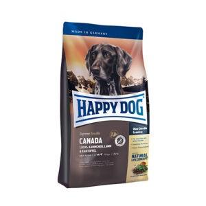 """מזון לכלבים הפי דוג סנסיבל קנדה 11 ק""""ג-0"""