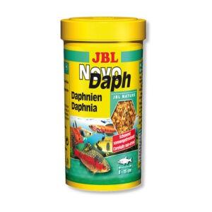 """מזון לדגים דאפניות jbl נובו דאפ 100 מ""""ל-0"""