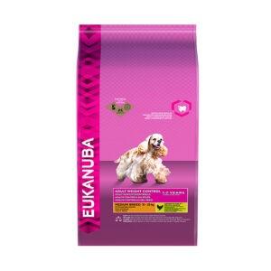 """מזון לכלבים יוקנובה לייט מדיום 12 ק""""ג-0"""