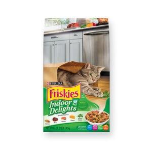 """מזון לחתולים פריסקיז מעדני הבית על בסיס תירס 7 ק""""ג-0"""