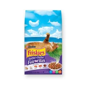 """מזון לחתולים פריסקיז מעדני החתול על בסיס תירס 7 ק""""ג-0"""