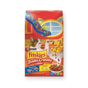 """מזון לחתולים פריסקיז ברבקיו על בסיס תירס 7 ק""""ג-0"""