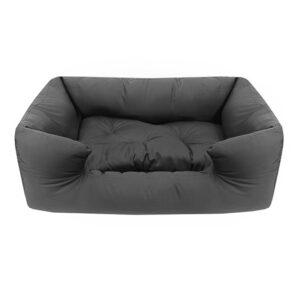 מיטה לכלב פטס-פרוג'קט מידה xl צבע אפור-0