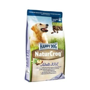 """מזון לכלבים הפי דוג נֶייצֶ'ר קְרוֹק לכלב ענק 15 ק""""ג-0"""