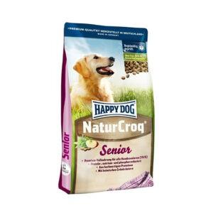 """מזון לכלבים הפי דוג נֶייצֶ'ר קְרוֹק סניור 15 ק""""ג-0"""