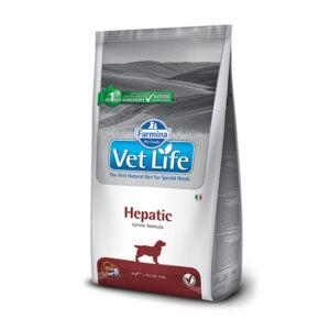 """מזון כלבים רפואי וט לייף Hepatic לטיפול בתפקוד כבד 12 ק""""ג-0"""