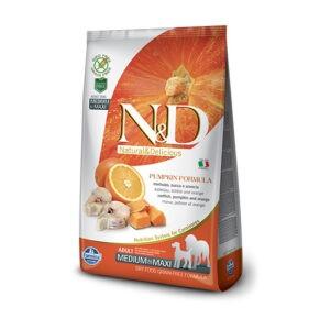 """מזון כלבים נטורל אנד דלישס לכלב דלעת דג ותפוז 12 ק""""ג-0"""