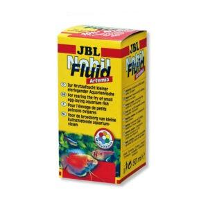 """מזון נוזלי לדגים jbl נוביל פלויד 50 מ""""ל-0"""