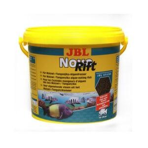 מזון לציקלידים jbl נובו ריפט 5.5 ליטר-0