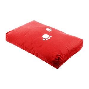 מזרן לכלב פטס-פרוג'קט מידה m צבע אדום-0