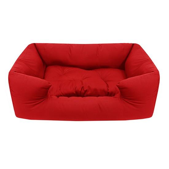 מיטה פטס-פרוג'קט מידה xs צבע אדום-0