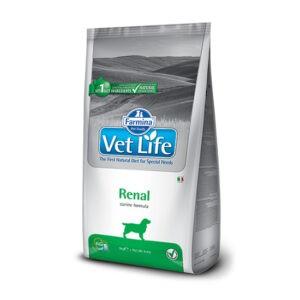 """מזון כלבים רפואי וט לייף Renal לתמיכה וטיפול בכליות 12 ק""""ג-0"""