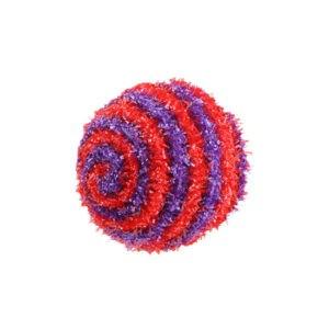 צעצוע פשוט לחתול כדור ספירלה-0