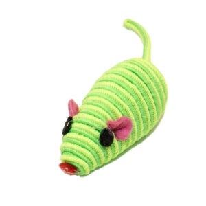 צעצוע פשוט לחתול עכבר ספירלה-0