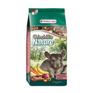 """מזון לצ'ינצ'ילה ורסלה טבע 2.5 ק""""ג-0"""