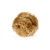 עצם עור בקר לכלב - בייסבול ממולא קטן-0