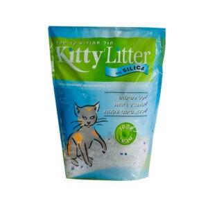 חול קריסטל קיטי ליטר 3.6 ליטר-0