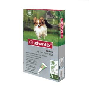"""אמפולות אדוונטיקס לכלב זעיר עד 4 ק""""ג-0"""