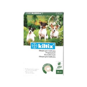 """קולר קילטיקס לכלב קטן עד 8 ק""""ג-0"""