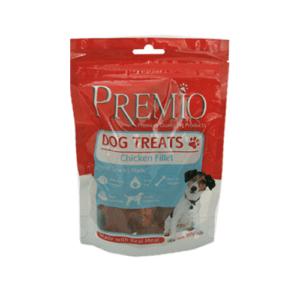חטיף פרמיו עוף לכלב 100 גרם -0