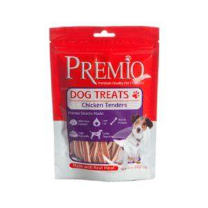 חטיף פרמיו רצועות סושי לכלב 100 גרם -0