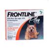 "פרונטליין פלוס לכלב קטן 2-10 ק""ג-0"