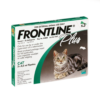 פרונטליין פלוס לחתול-0