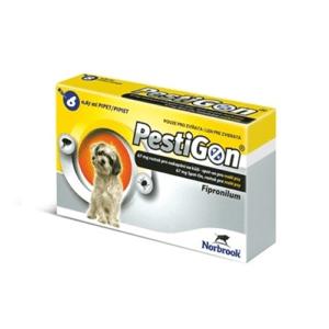 """אמפולות פסטיגון לכלב קטן 2-10 ק""""ג-0"""