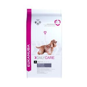 """מזון לכלבים יוקנובה דיילי קר לבעיות עור ופרווה 12 ק""""ג-0"""