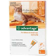 """אמפולות אדוונטג' לחתול קטן עד 4 ק""""ג-0"""