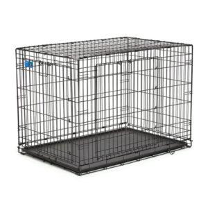 """כלוב אילוף לכלב באורך 107 ס""""מ שתי דלתות-0"""