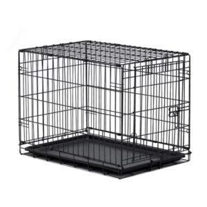 """כלוב אילוף לכלב באורך 76 ס""""מ דלת אחת-0"""
