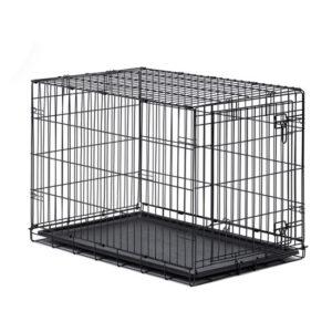 """כלוב אילוף לכלב באורך 91 ס""""מ דלת אחת-0"""