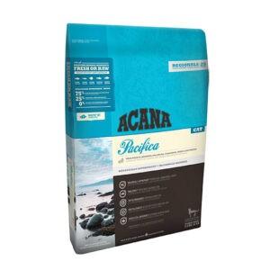 """מזון לחתולים אקאנה רג'ינל פסיפיקה דגים 5.4 ק""""ג-0"""
