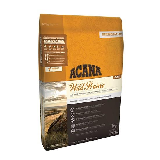 """מזון לחתולים אקאנה רג'ינל עוף והודו 5.4 ק""""ג-0"""