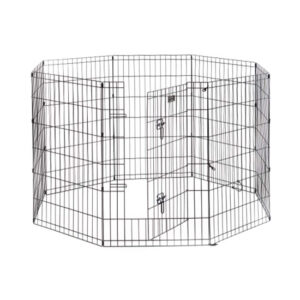 """גדר תיחום לכלב 8 צלעות בגובה 122 ס""""מ-0"""