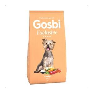 """מזון לכלבים גוסבי בוגר מיני 7 ק""""ג-0"""