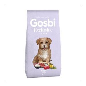 """מזון לכלבים גוסבי גורים מיני 7 ק""""ג-0"""