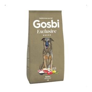 """מזון לכלבים גוסבי סניור 12 ק""""ג-0"""