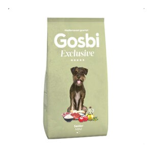 """מזון לכלבים גוסבי סניור מיני 7 ק""""ג-0"""