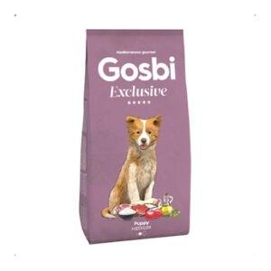 """מזון לכלבים גוסבי גור מדיום 12 ק""""ג-0"""