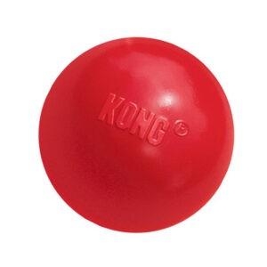 צעצוע לכלב קונג כדור s קלאסיק -0